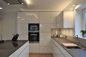 Moderne Küchen Bilder : k che nach ma im m nsterland moderne k che von klocke m belwerkst tte gmbh architektur ~ Markanthonyermac.com Haus und Dekorationen