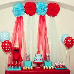 kara s party ideas red and turquoise elmo party sesame street party ideas