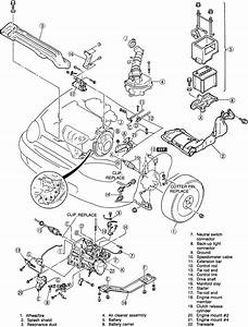 Mazda Clutch System Diagram  Mazda  Free Engine Image For User Manual Download