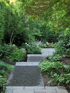 Gartenwege Aus Kies : gartenwege stilvoll anlegen und viel sthetik drau en bewundern ~ Sanjose-hotels-ca.com Haus und Dekorationen