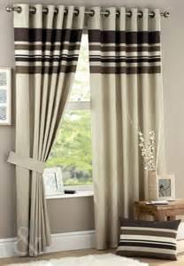 brown striped curtains furniture ideas deltaangelgroup