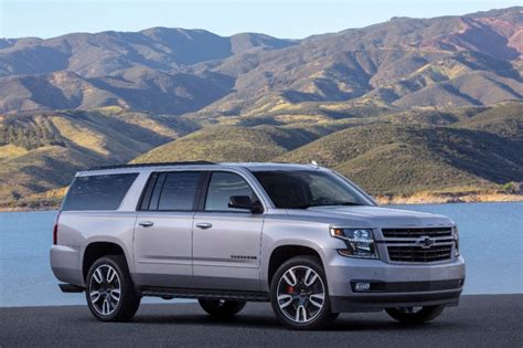 2019 Chevrolet Suburban Overview  The News Wheel