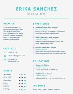 Resume Format Ideas by 80 Best Resume Ideas Images Creative Resume Templates