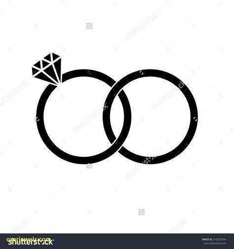 vector wedding rings 101 clip art