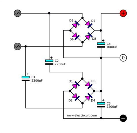 How Make Simple Negative Power Supply Electrical