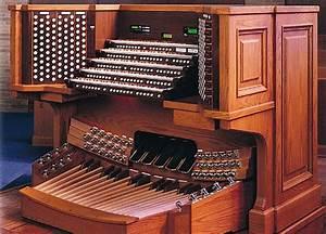 Five Manual Console