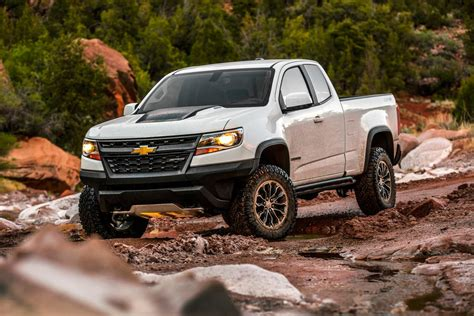 2018 Chevrolet Colorado Pricing  For Sale Edmunds