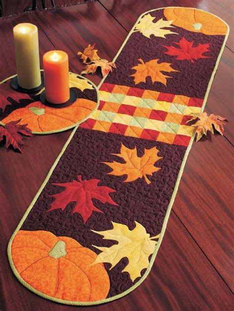 fall table runners to make diy fall table runners and placemats frugal frights and