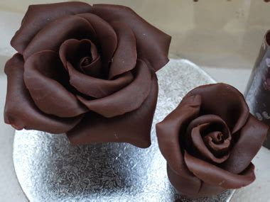 chocolate roses delicious cake designs blog