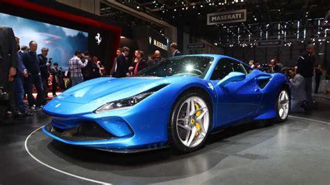 Ferrari F8 Tributo At The 2019 Geneva Motor Show