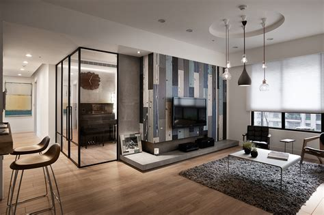 modern apartment in european style in from fertility design studio