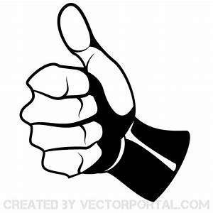 Thumbs Up Vector | Download Free Vector Art | Free-Vectors