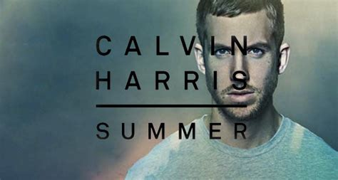 Calvin Harris Tops The Uk Sales Charts One More Time