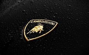 Lamborghini Logo Wallpaper HD Car Wallpapers ID #2985