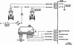 Kc 3402  4 3 Chevy Tbi Ecm Wiring Diagram Schematic Wiring