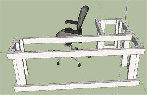 L Shaped Computer Desk Plans pdf woodwork l shaped desk plans download diy plans the