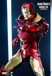 Iron Man 3: Iron Man Mark XV 15 Sneaky Retro (Shanghai ...