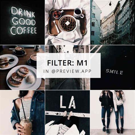 dark instagram filter    dark filter pack