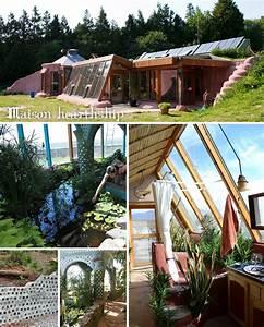 comment construire une maison ecologique a 4000 euros With construire une maison autonome
