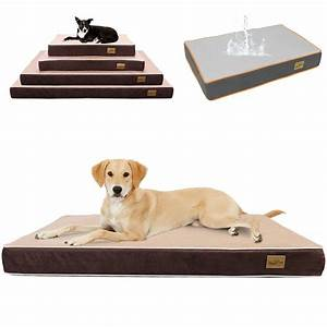 Chew, Resistant, Waterproof, Dog, Bed, Easy, Clean, Tough, Durable, Cage, Kennel, Sleep, Mat