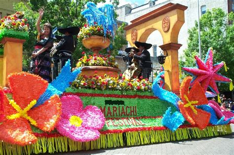 parade float decorations in san antonio the and best cinco de mayo celebrations family