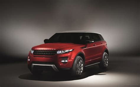 2012 Range Rover Evoque Wallpaper