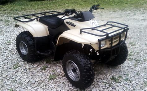 Weekly Used ATV Deal: Honda Recon For Sale or Trade