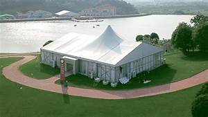 Liri Tent Offers Professional Large Tent Structure For