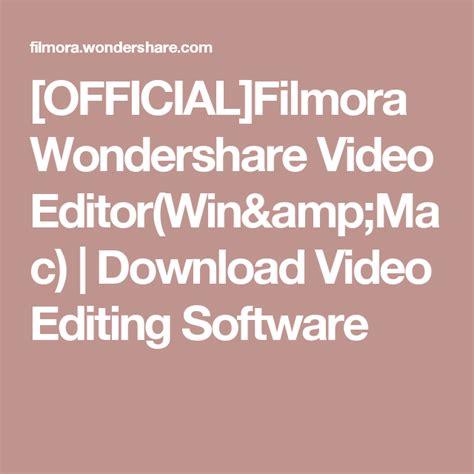 filmora  images video editor video editing