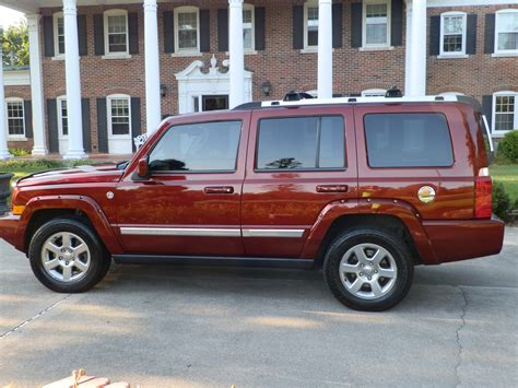 used jeep commander 2007 jeep commander pictures cargurus