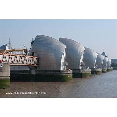 Week 36 13 Feature #29 Thames Barrier