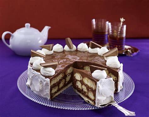 nougat torte rezept lecker