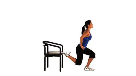exercice chaise ma niche exercices de à la maison 4 la chaise