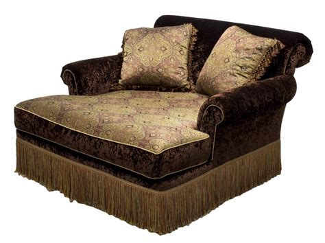 Oversized Chaise Lounge by Oversized Paul Robert Mackenzie Chaise Lounge Luxury
