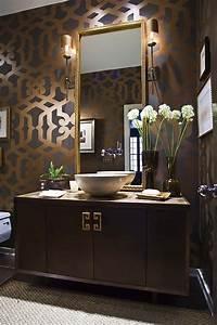 Feuchtraumtapete Fürs Bad : 44 absolut atemberaubende dunkle und stimmungsvolle badezimmer badezimmer dekor style at home ~ Watch28wear.com Haus und Dekorationen