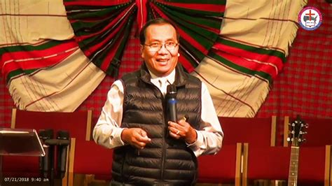 rev dr jm paupu christian leadership combine seminar