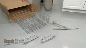 Kenmore Dishwasher Upper Dish Rack Replacement  A01986801