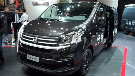 fiat talento panorama fiat talento 2017 in detail review walkaround interior exterior