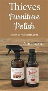 Essential oil diy rcipes on pinterest essential oils for Homemade furniture polish with essential oils