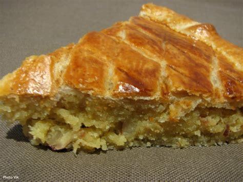 recette simple avec pate feuilletee galette des rois 224 la cr 232 me de calisson recette