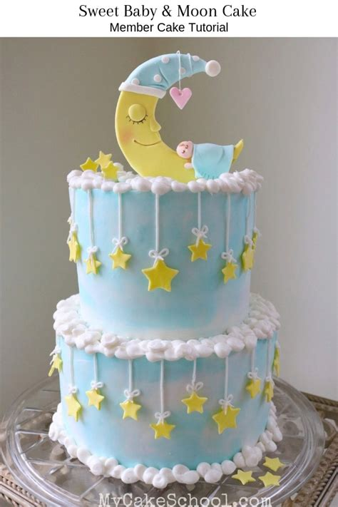 roundup   cutest baby shower cakes tutorials