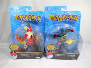 review mega blaziken mega lucario figures pokemon