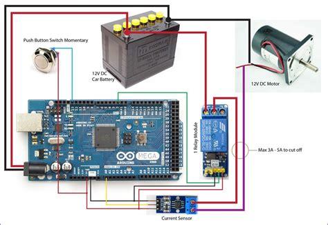 range current sensor module acs electrobist