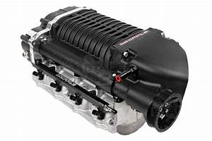 2015-2017 Mustang GT 5.0L Whipple 2.9L Supercharger Kit 2620B