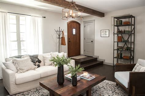 Remodelaholic   Get This Look: Farmhouse Formal Living