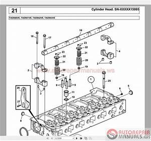 Volvo Penta Tad952ve Spare Parts Manual
