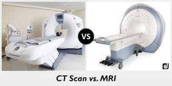 mri cat scan difference between ct scan and mri