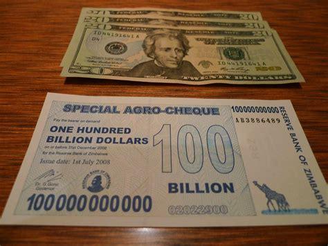billion dollars       infl flickr