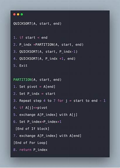 Java Quicksort Example Tutorial Program