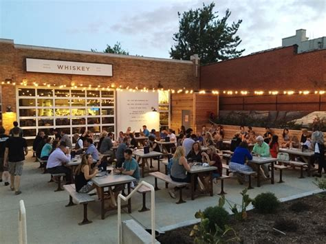 the best patios rooftops and blue skies in raleigh